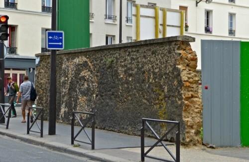 VHILS visage street-art rue Pajol 8