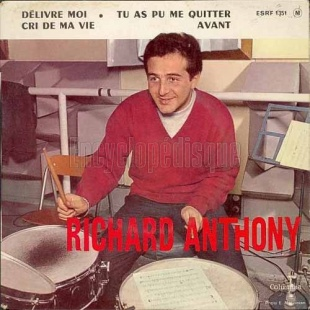 Richard Anthony, 1962
