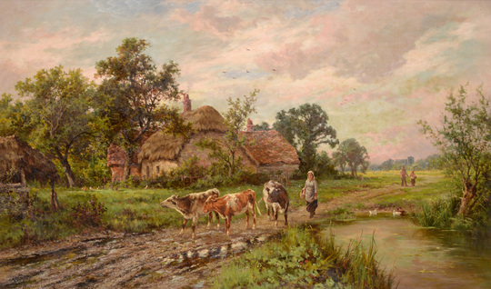 Henry Hillingford Parker