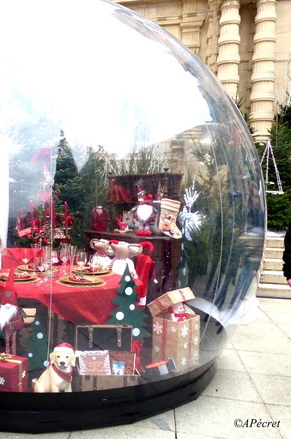 Petits bouts de Noël en centre ville