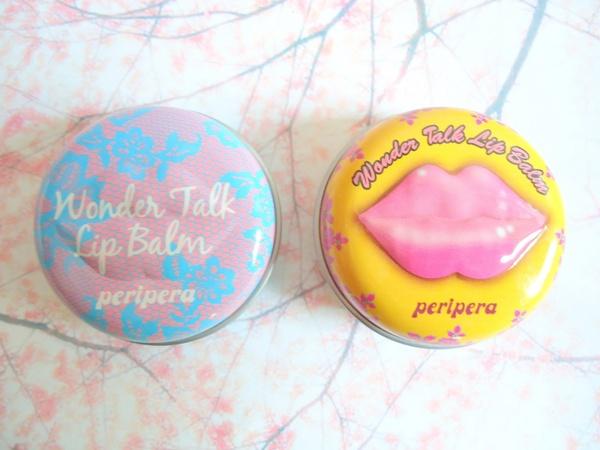 Peripera - Les baumes à lèvres 'Wonder Talk'