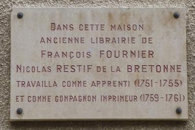 Rétif de la Bretonne