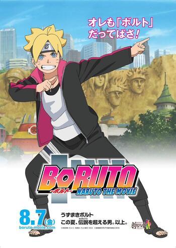 BORUTO, au cinéma le 16/09/2015 !