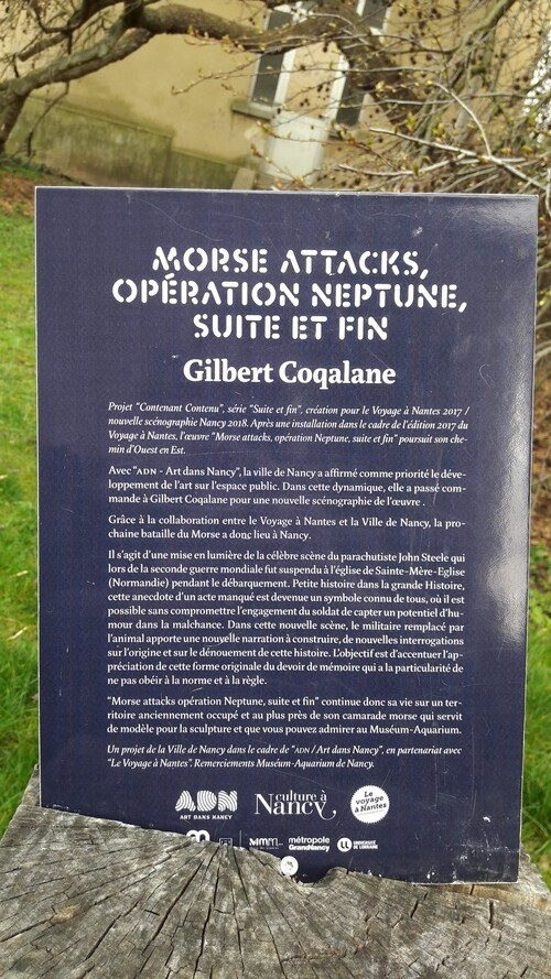 Nancy - Jardin Alexandre Godron - Morse Attacks 02