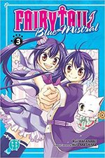 Fairy Tail Bleu mistral tome 3