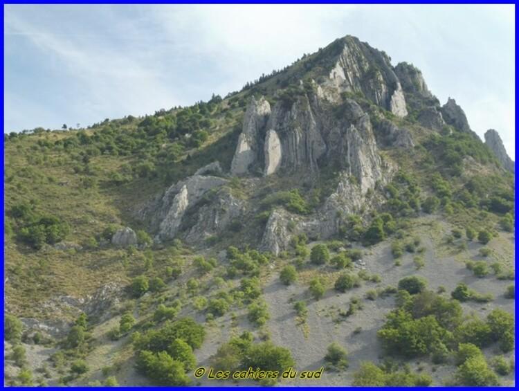 Devoluy, la chapelle de la Crotte