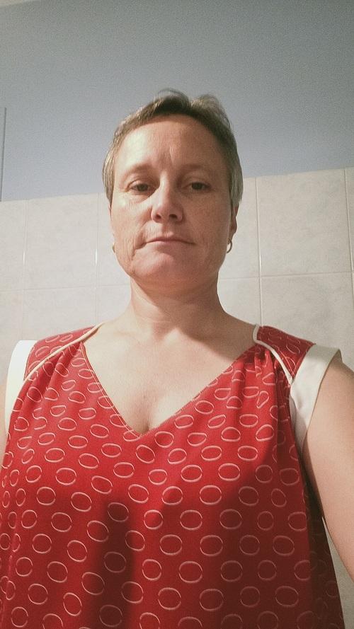Une blouse d'été