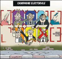 La classe politique française est devenue une des plus corrompue et inefficace de L'OCDE.