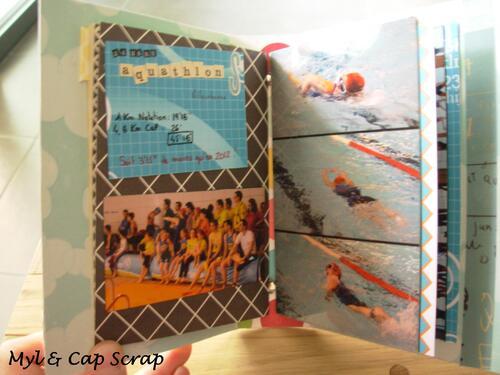 Caps : Mes épreuves de Triathlon