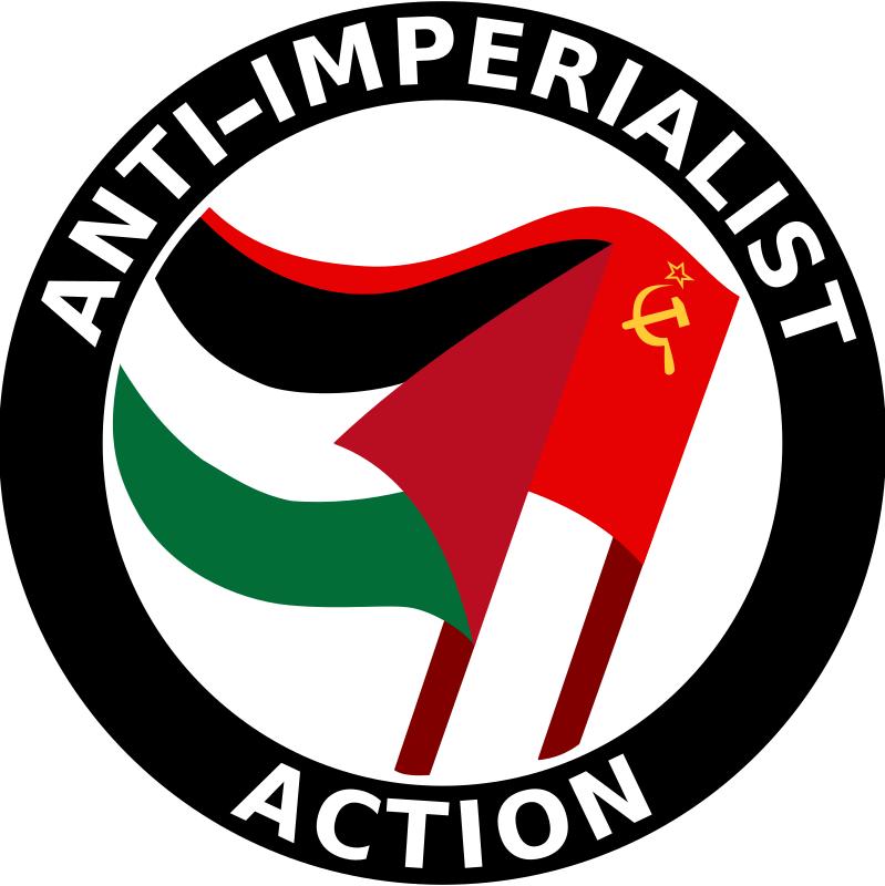 ACTION ANTI-IMPÉRIALISTE !