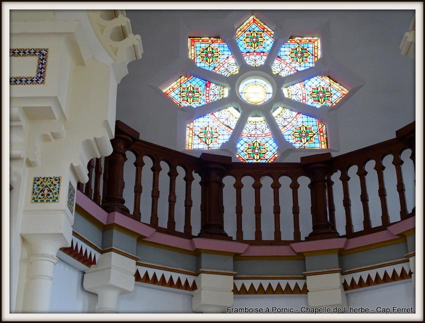 Chapelle de l'Herbe ou chapelle algérienne - 2018