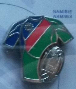 Pin's Namibie Coupe du Monde 2007 (48)