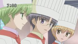 Yumeiro Pâtissière 11 - Rencontre entre mâles