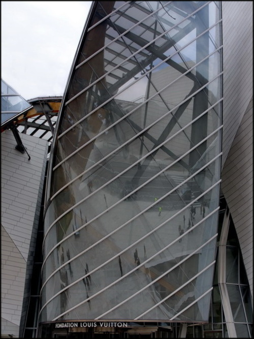 La Fondation Vuitton