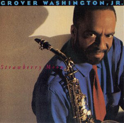 Grover Washington Jr. - Strawberry Moon - Complete LP