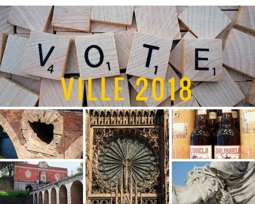 Ville 2018 - Partie 2