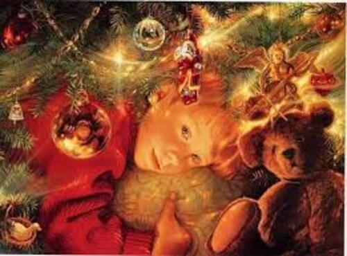 Un joyeux Noël à tous.......
