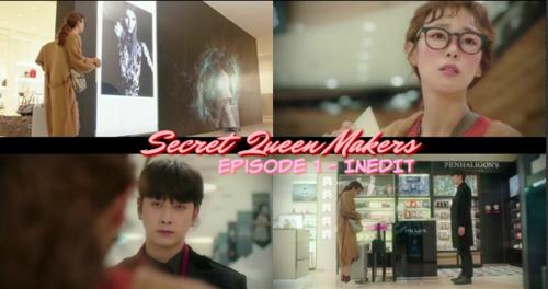 Secret Queen Makers - Mise au point!