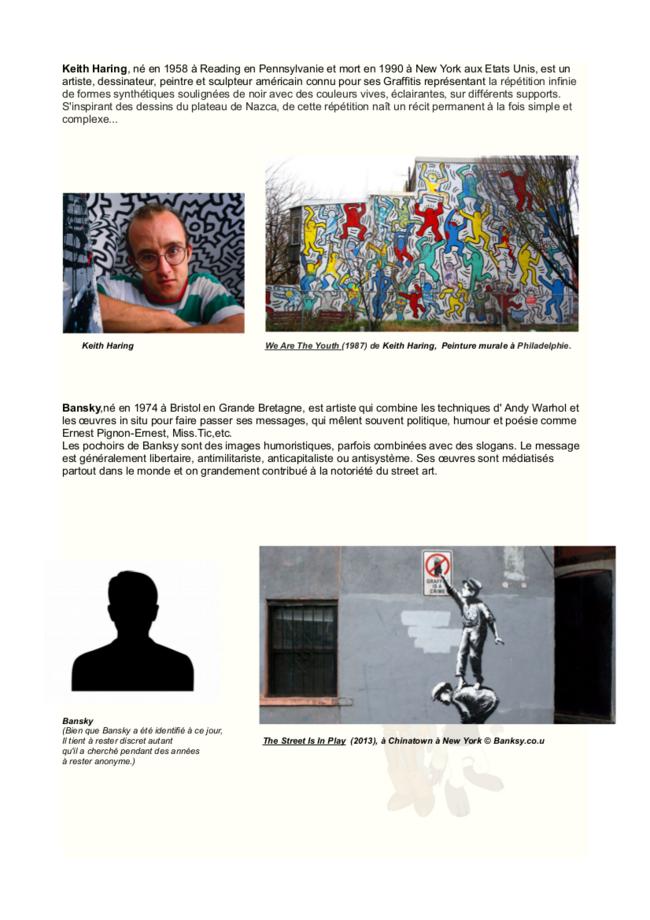 Brève histoire des arts de rue