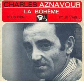 Défi Octobre - Charles Aznavour : Jour 6