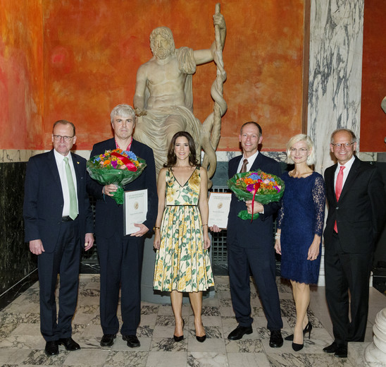 Prix de recherche de la Fondation Carlsberg 2016