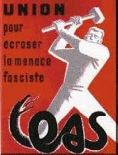 """Le 26 mars 1962, les victimes de la fusillade rue d'Isly ne sont pas """" Mortes pour la France """" mais tombées pour soutenir l'OAS"""