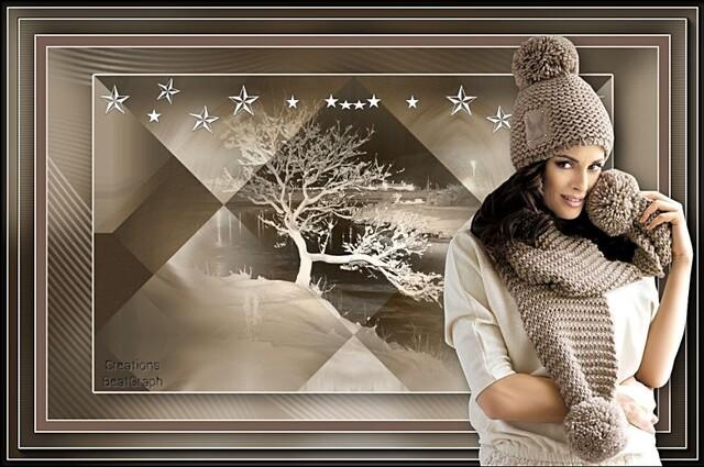 FHI0072 - Tube femme hiver