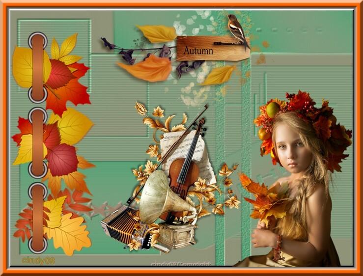L'automne chez Cindy