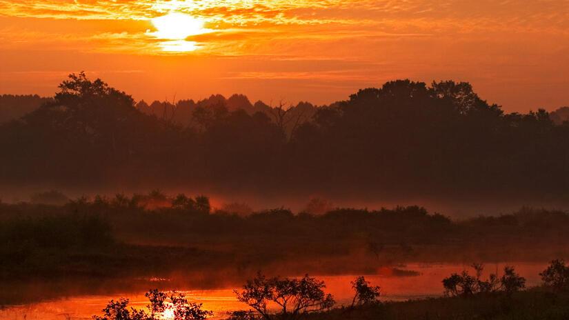 5 Images de lever de soleil