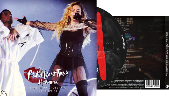Rebel Heart Tour - 2015 09 24- Philadelphia