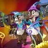 Train Disney du 20ème anniversaire (5)