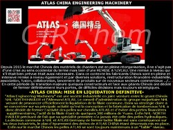 NHL-ATLAS CHINA: NHL-NORTH HAULER prononce la liquidation officielle.