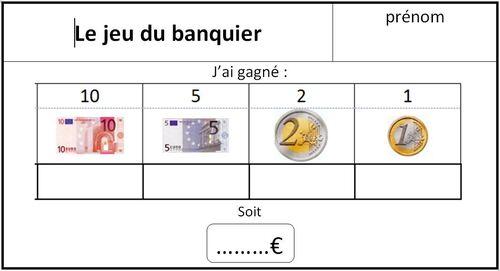 Le jeu du banquier