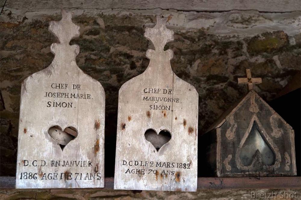 boites à crane - Saint Fiacre