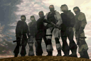 Rainbow Six Rogue Spear #15 Cygne Noirci