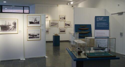 """""""ITSAS BEGIA, regard sur le patrimoine maritime basque"""""""