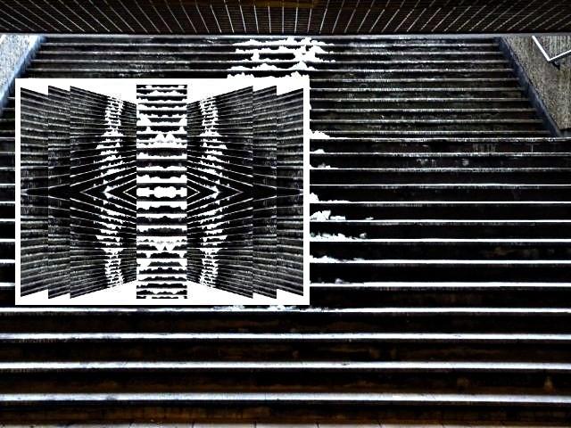 Esacalier neige Metz 3 mp1357 2010