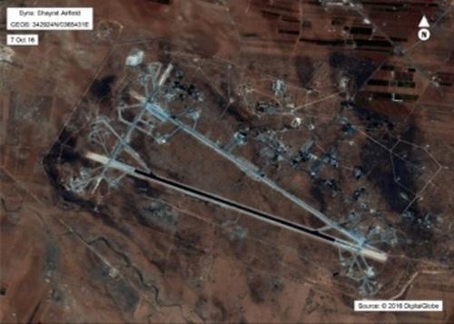 En Syrie, agression impérialiste à visage découvert-par Bruno Guigue (LGS 7/04/2017)