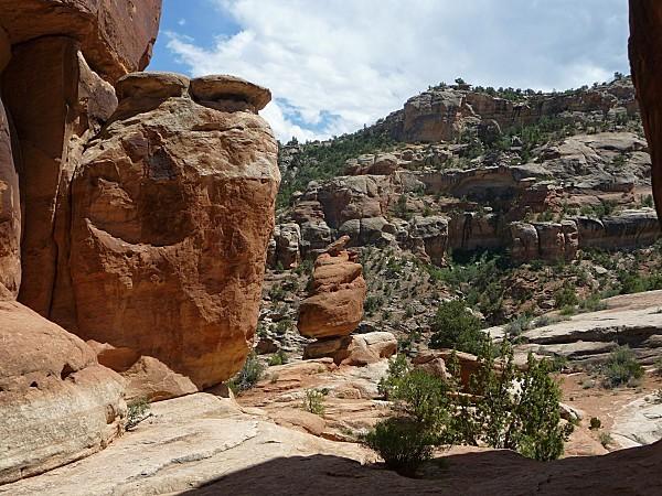 Jour 3 Colorado National Monument Devils Kitchen
