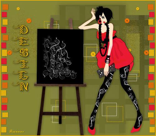 Desing ( Tutoriel PSP )