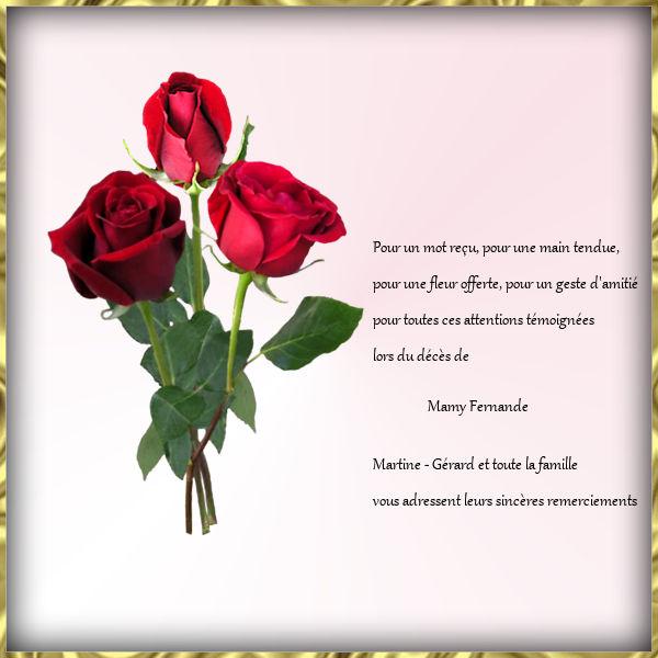 Merci à Vous Tous Et Toutes Annick Manche