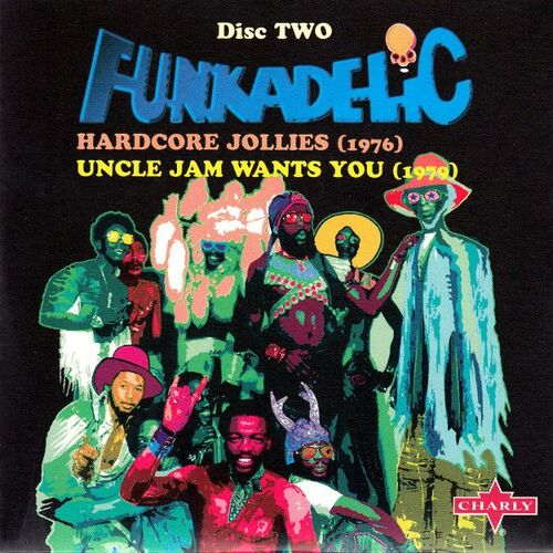 "Funkadelic ‎: CD "" Under A Groove "" Box Set 3 × CD Charly Snapper Music Records ‎SNAJ 726 CD [ UK ]"