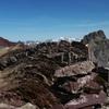 Du Garmo de Izás (2515 m), Vértice de Anayet, Sesques, pico de Anayet et Ossau