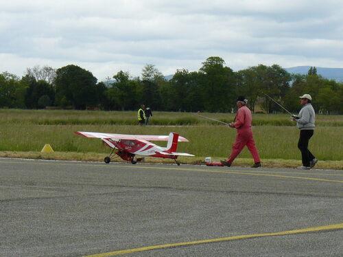 Aérodrome de Revel - Montgey / 2ème partie