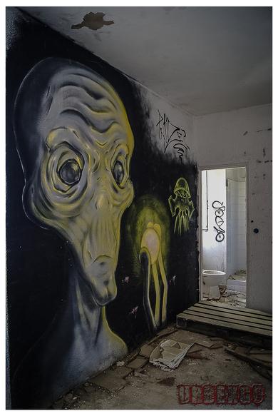 L'asile de l'alien
