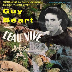 Guy Béart, l'eau vive