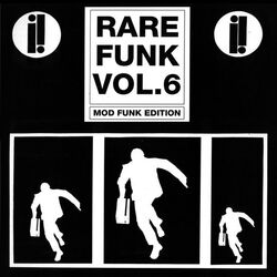 V.A. - Rare Funk Vol.6 - Complete CD