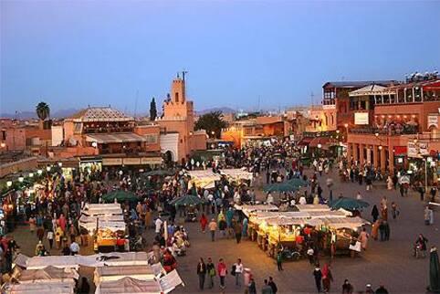 L'oasis ( Départ : Marrakech ) 04