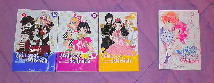 [07/2017] Achat mangas #15