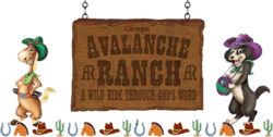 "Programme VBS ""Avalanche Ranch"""